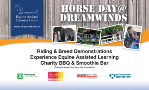 Horse Day Banner
