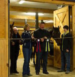 Dreamwinds Equine Assisted Learning Centre, Bradford Mayor, Grand Opening
