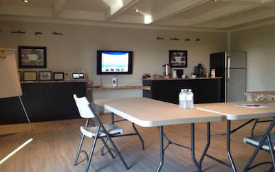 Dreamwinds Equine Assisted Learning Centre, Corporate Event Venue, Boardroom Rental Bradford, GTA Team Building