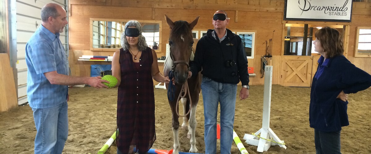 Date Night, Team Building, equine Assisted learning